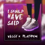 Vassy And Playmen – I Should Have Said   Pascal & Pearce Remix