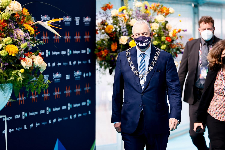 Eurovision 2021 - Turquoise Carpet