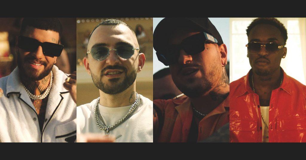 SNIK, TOQUEL, MG, GAMEBOY - WET (Official Music Video)